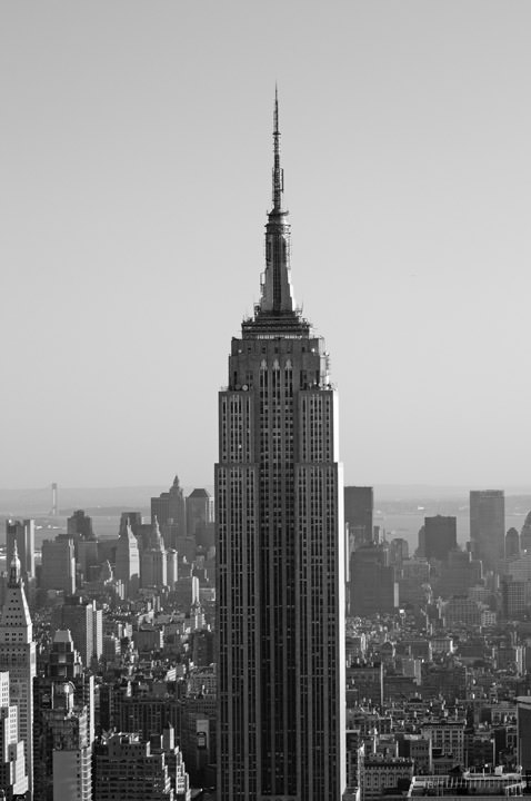 Photograph of Empire State Building 1