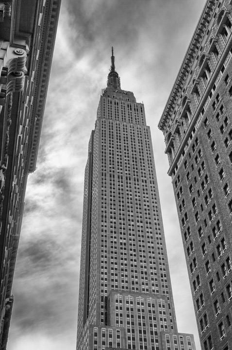 Photograph of Empire state Building 4