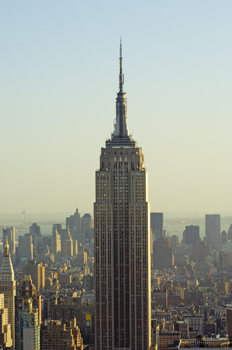 Photograph of Empire state Building 5