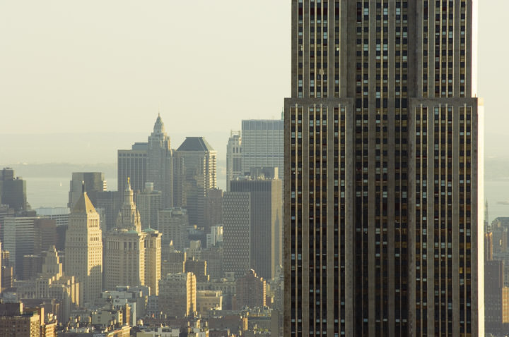 Photograph of Empire state Building 7