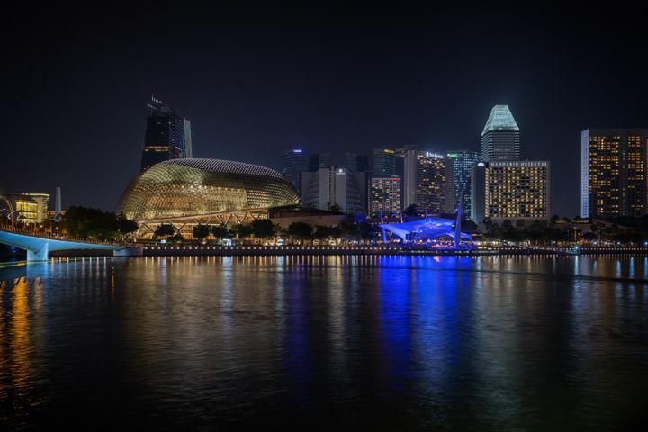 Esplanade Singapore 1