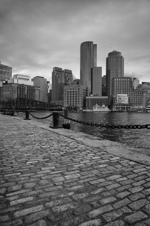Photograph of Fan Pier 1 - Boston