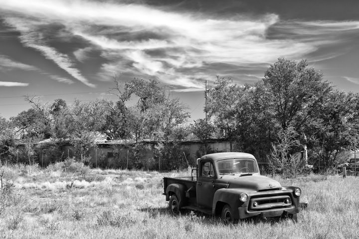 Farm Truck San Fidel - New Mexico