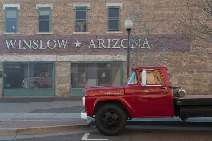 Flatbed Ford Winslow - Arizona