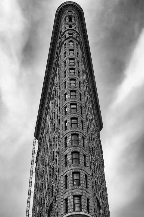Photograph of Flatiron Building 10