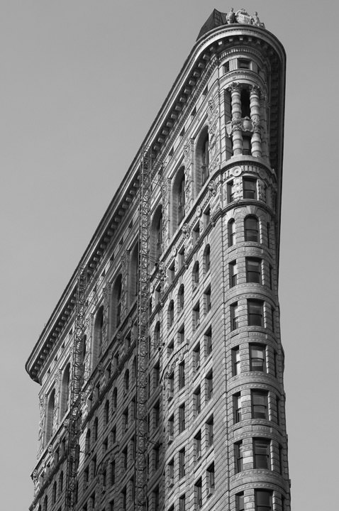 Photograph of Flatiron Building 11