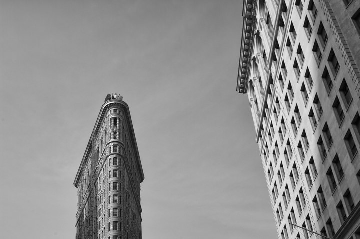 Photograph of Flatiron Building 12
