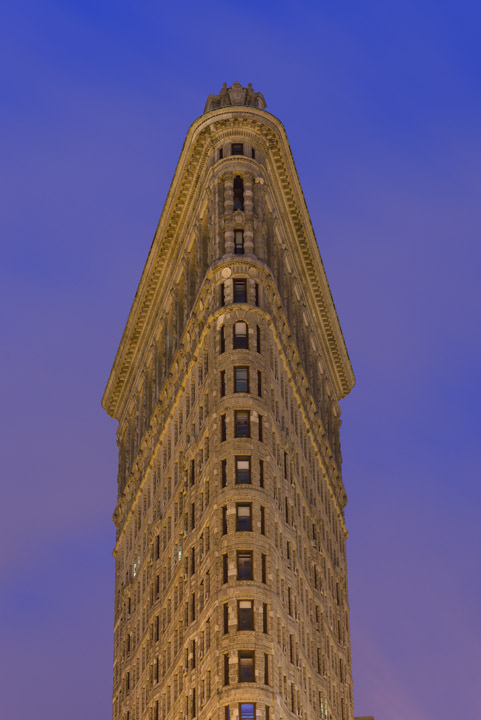 Photograph of Flatiron Building 2