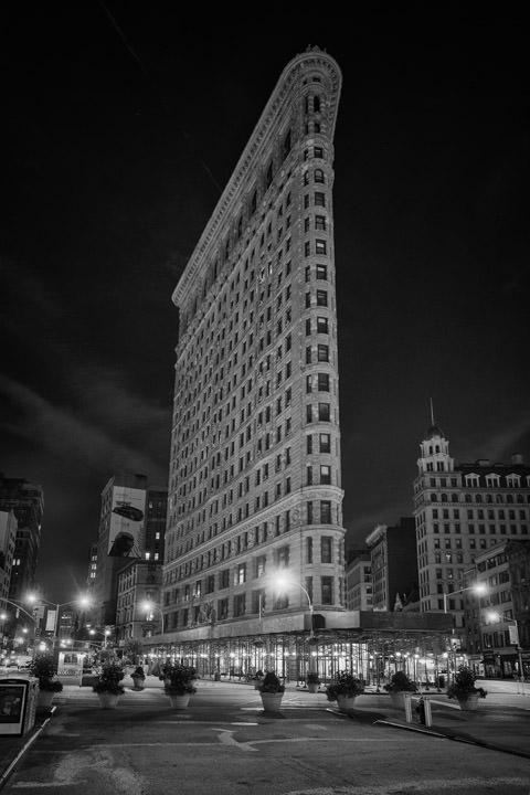 Photograph of Flatiron Building 4