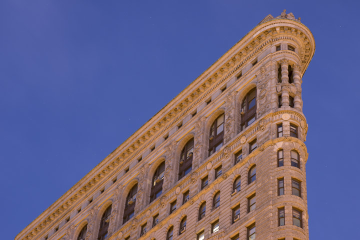 Photograph of Flatiron Building 5
