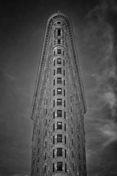 Photograph of Flatiron Building 6