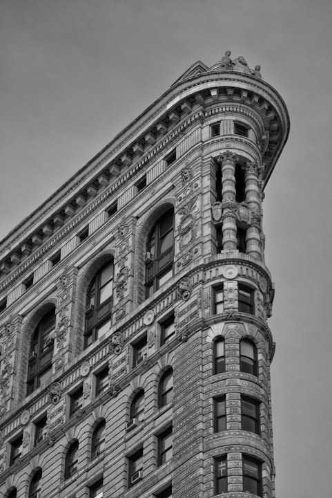Photograph of Flatiron Building 7