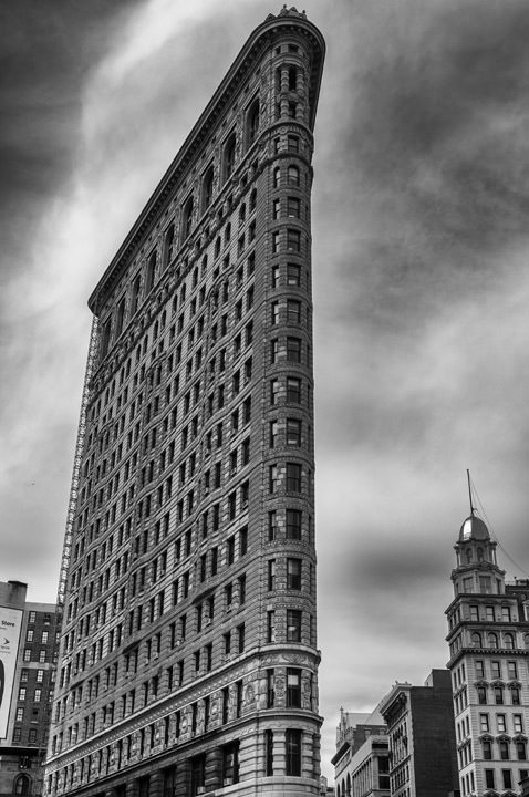 Photograph of Flatiron Building 9