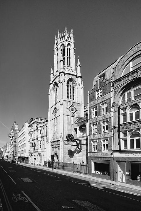 Photograph of Fleet Street 1