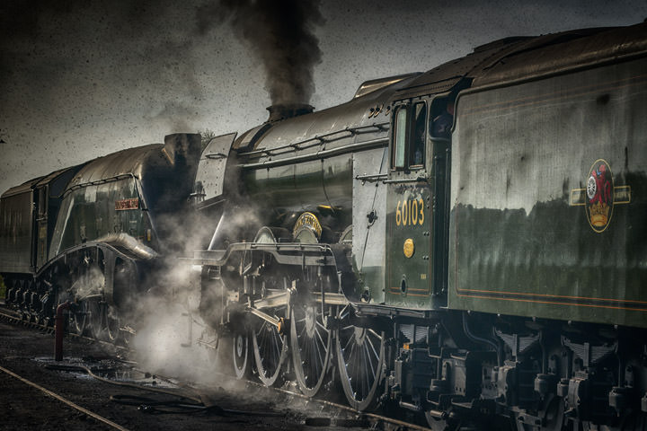 Flying Scotsman Union of South Africa 2