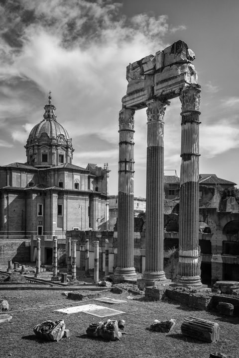 Photograph of Forum Rome 1
