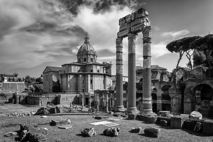 Photograph of Forum Rome 2