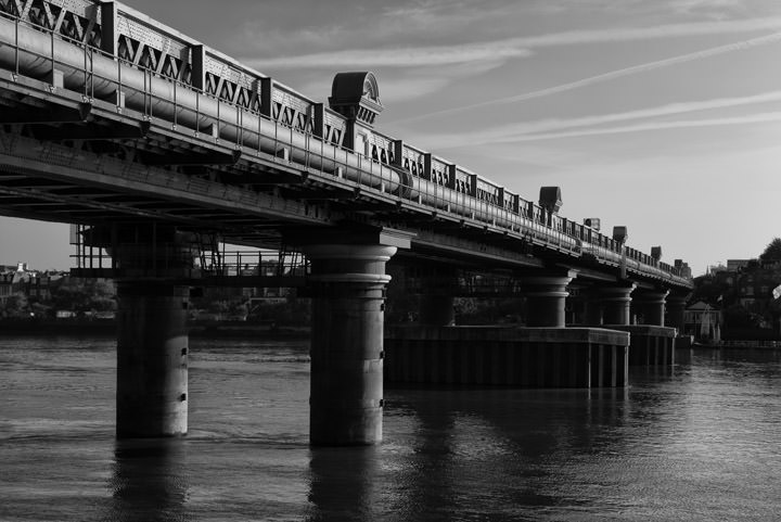 Photograph of Fulham Railway Bridge 3