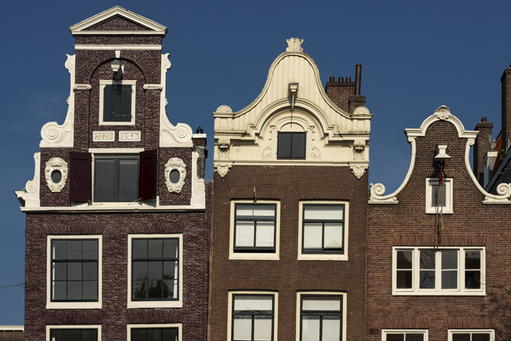 Photograph of Gables 1 Amsterdam