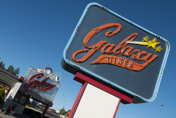Photograph of Galaxy Diner 2