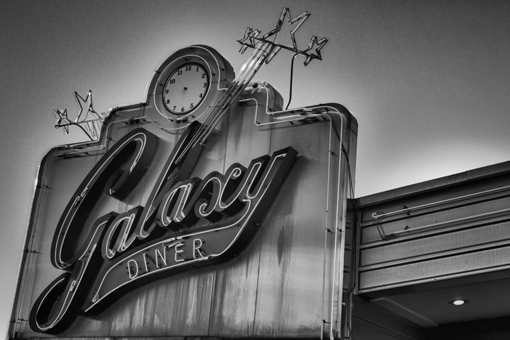 Galaxy Diner 3 Flagstaff - Arizona