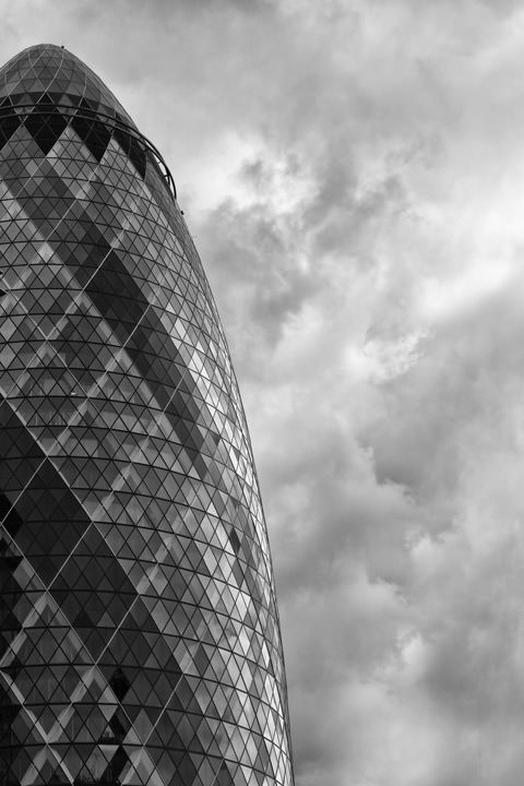 Photograph of Gherkin  3