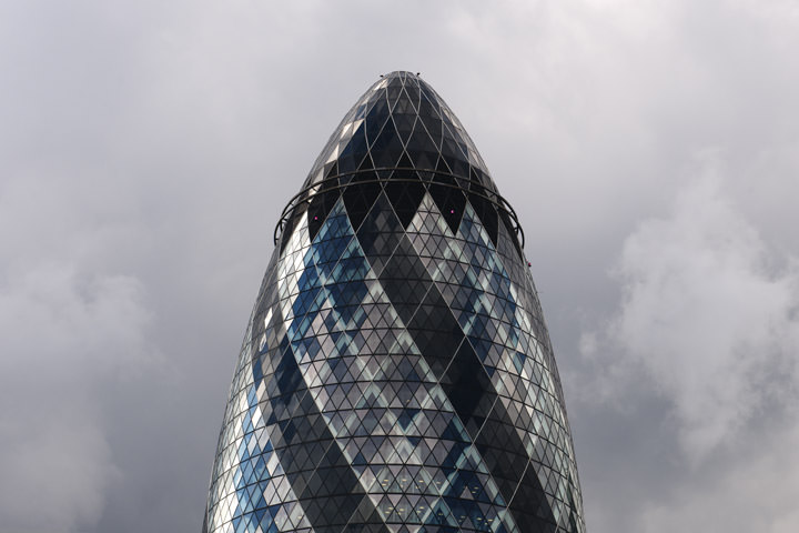 Photograph of Gherkin 7