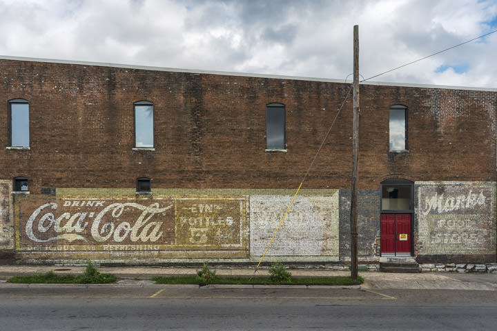 Ghost Signs 1