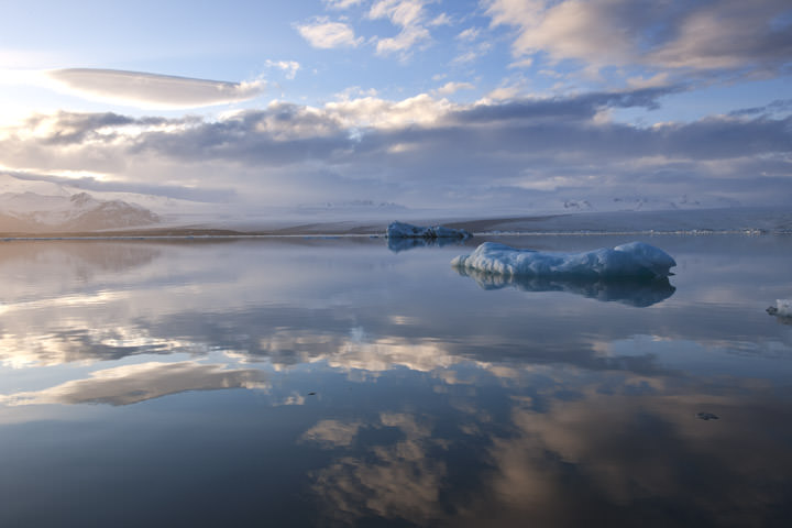 Photograph of Glacial Lagoon  4