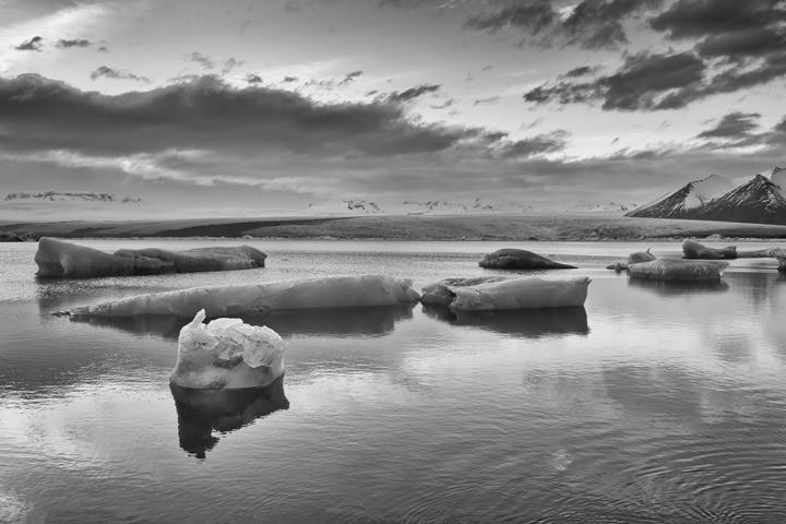 Photograph of Glacial Lagoon  7