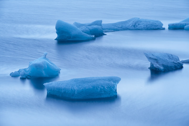Photograph of Glacial Lagoon  9