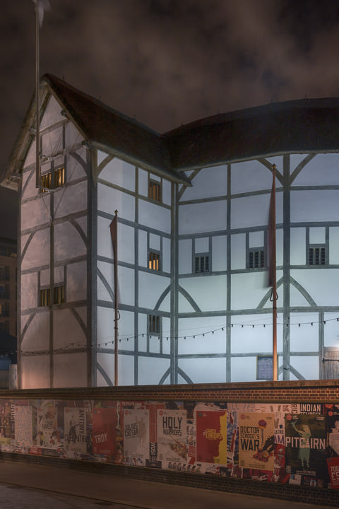 Photograph of Globe Theatre 2