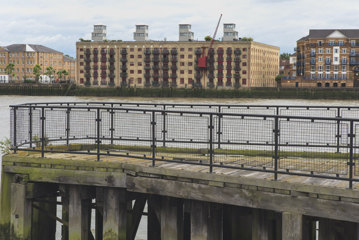 Photograph of Globe Wharf 3