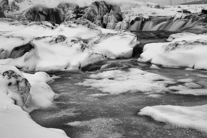 Photograph of Godafoss Waterfalls 4