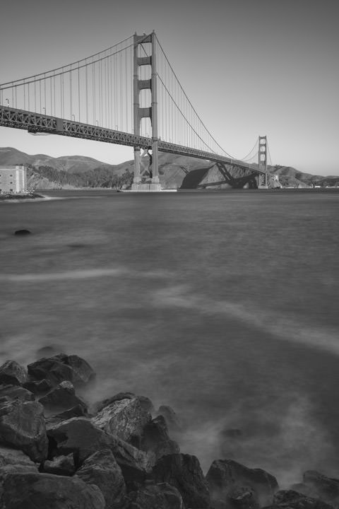 Photograph of Golden Gate Bridge 17