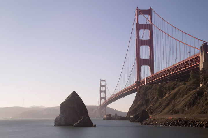 Photograph of Golden Gate Bridge 22