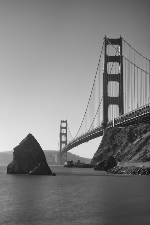 Photograph of Golden Gate Bridge 23