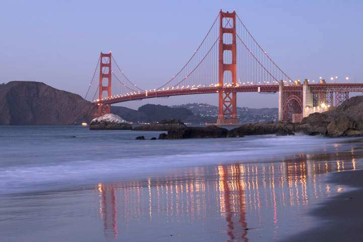 Photograph of Golden Gate Bridge 28