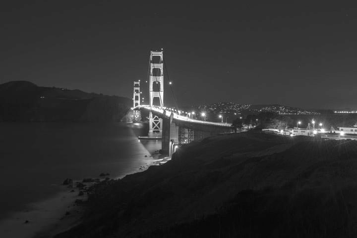 Photograph of Golden Gate Bridge 31