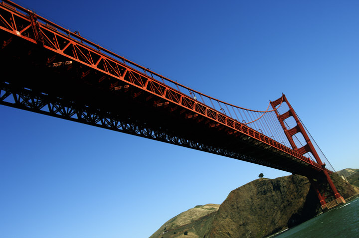Photograph of Golden Gate Bridge