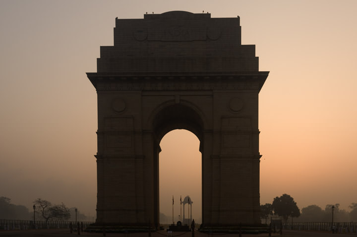 Photograph of India Gate 1