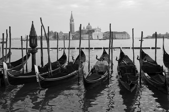 Photograph of Gondolas 2