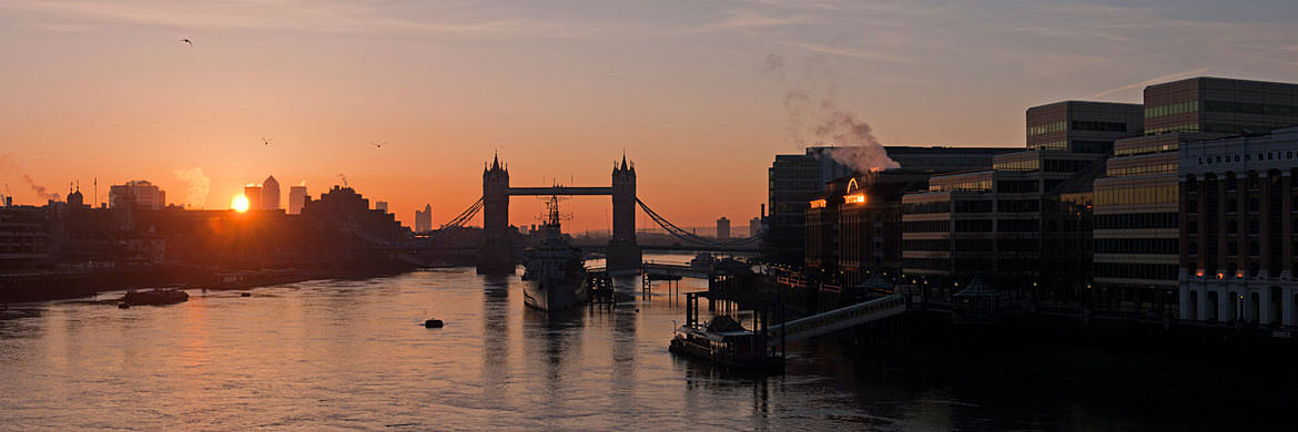 Good Morning London - Sunrise