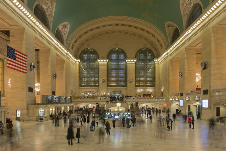 Photograph of Grand Central Station 2