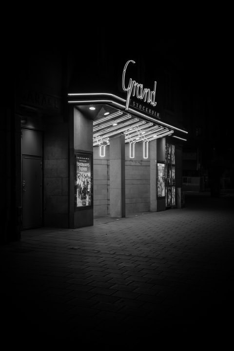 Photograph of Grand Cinema Stockholm