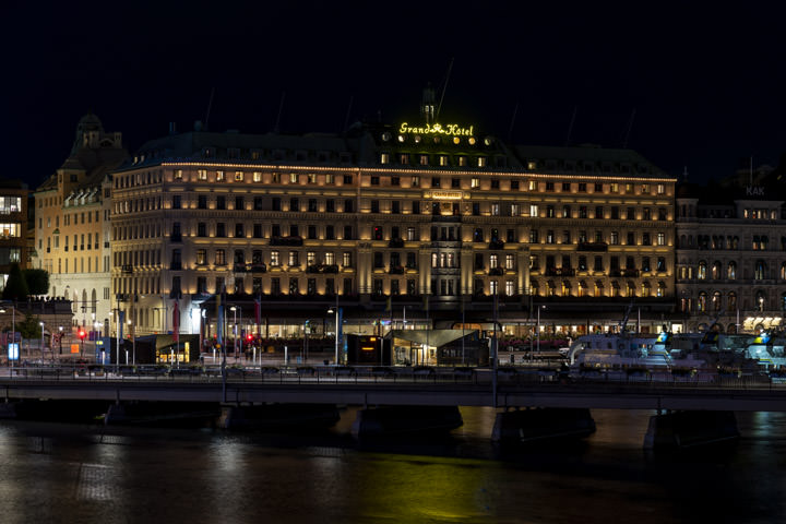 Photograph of Grand Hotel Stockholm