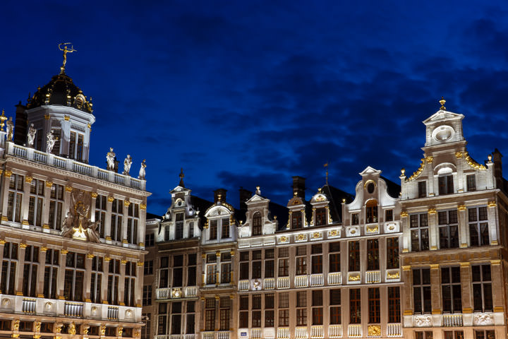 Grand Place Brussels 2