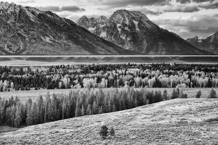 Photograph of Grand Tetons 3