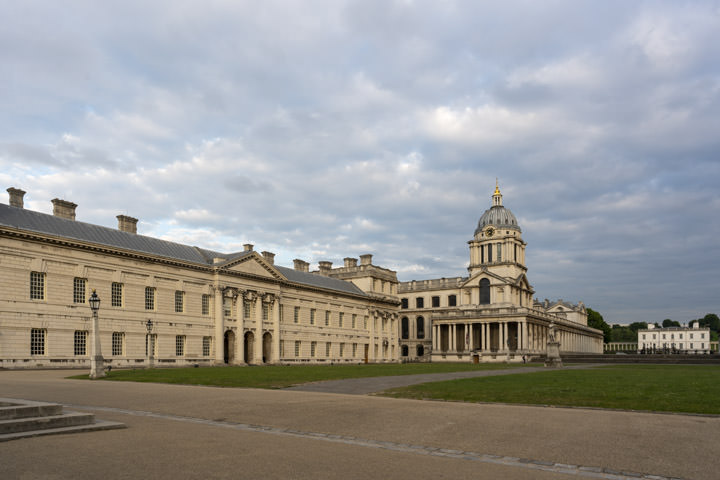 Photograph of Greenwich Naval College 13