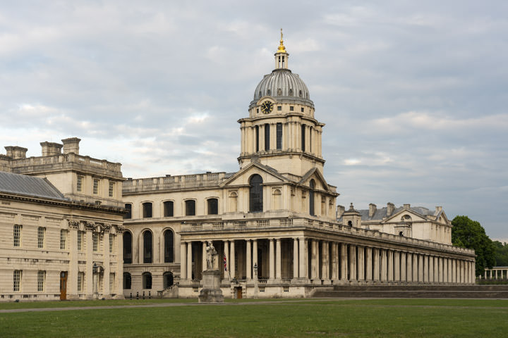 Photograph of Greenwich Naval College 14